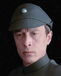 Michael Culver in The Empire Strikes Back